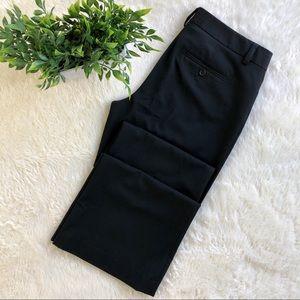 Express Editor black bootcut dress pants/slack 10L